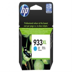 Cartridge HP Inkjet No 933XL Cyan Officejet CN054AE -