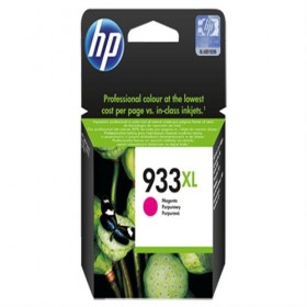 Cartridge HP Inkjet No 933XL Magenta Officejet CN055AE -