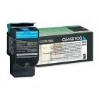 Cartridge LEXMARK Toner C544, X544 Extra High Capacity Return Cyan (4K)-