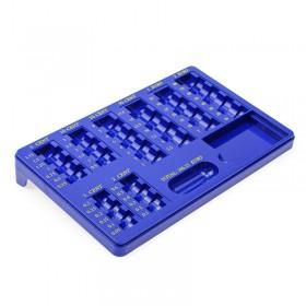 Κερματοθήκη Smart Μπλε 0120.006