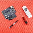 Αντιολισθητική Επιφάνεια Εργασίας (30cmx90cm) Red 0219.069