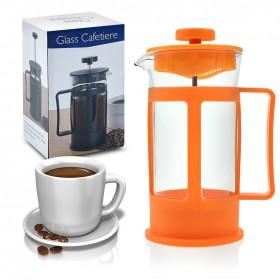 Καφετιέρα Φίλτρου Γαλλικού Καφέ Πορτοκαλί 0220.045