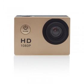 Wi-fi Waterproof Action Camera 4K Καφέ 0520.018