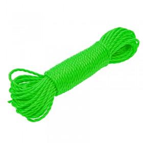 Συνθετικό σχοινί Πράσινο 0719.107