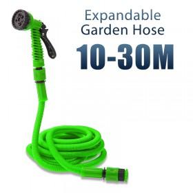 Επεκτάσιμο Λάστιχο Ποτίσματος 10-30m Green 0820.026
