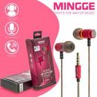 Handsfree MINGEE M600 Red 1018.060