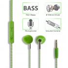 Stereo Hi-Fi Handsfree JY-352 Green 1018.167