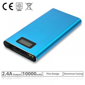 Powerbank Power Box Blue 10000 mAh 1218.162
