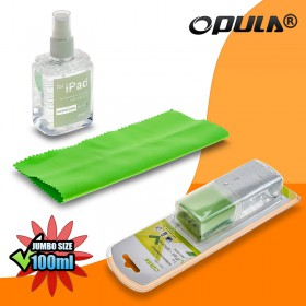 Σετ Καθαρισμού Ipad/Iphone OPULA KLC-1068 Green 1218.205
