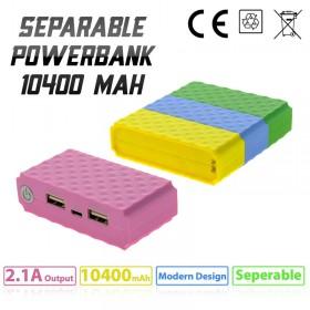 Separable Powerbank 10400 mAh 1218.254