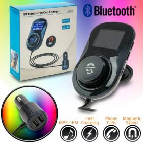 Car Kit Αυτοκινήτου Bluetooth-Φορτιστής BC30B 1218.311