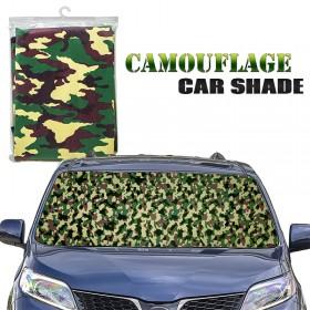 Κάλυμμα Παρμπρίζ Camouflage 188x95cm 1220.062