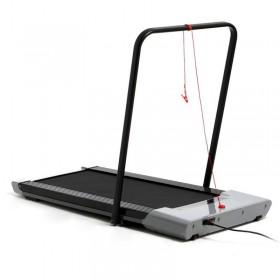 HomAthlon Ηλεκτρικός διάδρομος γυμναστικής με ψηφιακό μετρητή και τηλεχειριστήριο 500W HA-ST24 HA-ST24
