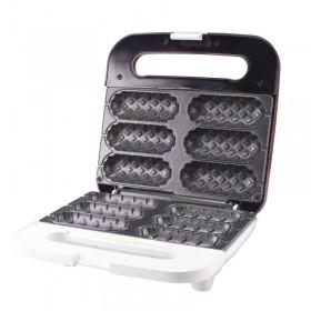 Beper Συσκευή για βάφλα ξυλάκι 850W P101CUD100 P101CUD100