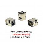 Dc Jack Compaq/HP Business Notebook NX5000 D049