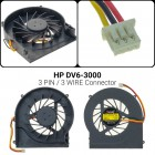 Ανεμιστήρας HP  DV6-3000 633075-001 F125