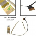 Καλωδιοταινία οθόνης για Dell N7010 17R FL050