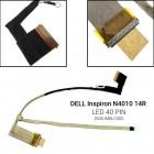 Καλωδιοταινία οθόνης για DELL Inspiron N4010 14R Independent Connector FL209
