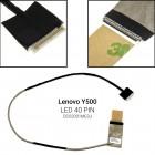 Καλωδιοταινία οθόνης για Lenovo Y500 LED high FL249