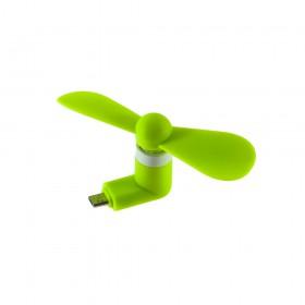 Ανεμιστήρας USB Gadget Green G117