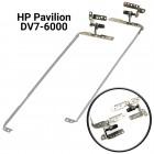 Μεντεσέδες HP DV7-6000 H025