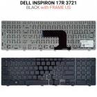 Πληκτρολόγιο DELL INSPIRON 17R 3721 FRAME US K575
