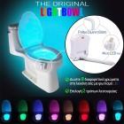 Φως νυκτός λεκάνης τουαλέτας LIGHTBOWL G621