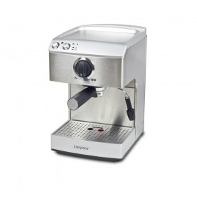Beper 90.521 Μηχανή Espresso από ανοξείδωτο ατσάλι 90.521