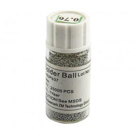 SOLDERING BALLS 0,76 T073