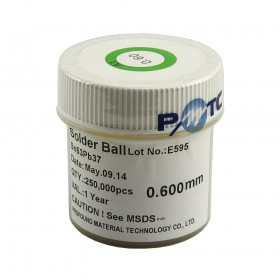 Soldering Balls 0.6 T075
