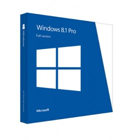 DSP WINDOWS 8.1 PRO 64B ENGLISH DSP/WIN81P/64BEN-Microsoft