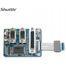 EXPANSION CARD, 1PAR + 2SERIAL PORTS FOR X50v3 POA/PCL69-Shuttle