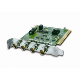 4-CHANNEL DIGITAL VIDEO RECORD CAPTURE ADAPTER PCI DVC400C-Planet