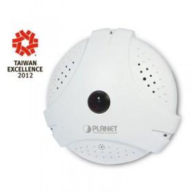 INTERNET WIRELESS IP CAMERA 2 MEGA PIXEL FISHEYE ICAHM830W-Planet