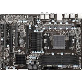 ATX SAM3+/AMD970 4DDR3 2PCIE16X 2PCI GLAN S3RAID 970PRO3/R2-Asrock