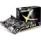 MATX S1150/H81 2DDR3 1PCIE16X 1PCIE 1X S3 U3 VGA/DVI H81M/DG4-Asrock