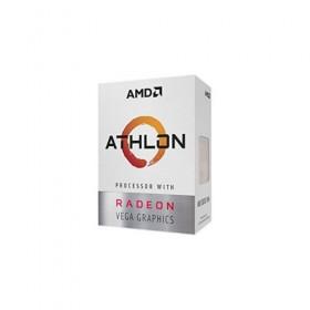 AMD ATHLON 220GE 3.40GHz 02C/04T 35W 05MB AM4 RADEON-VEGA3 ATHLON/220GE-Amd