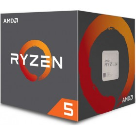 AMD RYZEN 5 2600X 4.20/3.60GHz 06C/12T 95W 19MB AM4 NO-GR R5/2600X-Amd