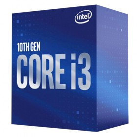 CPU INTEL COREI3 3.60GHz 4C/8T LGA1200 10TH GEN 6MB BOX 10100F/COREI3/3.60-Intel