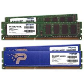 PS0992, PATRIOT soDDR3 008GB 1600MHz PC3-12800 2R/2S SD3/08/160/DD-Patriot