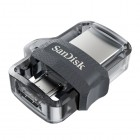 SanDisk Ultra Dual Drive m3.0 128GB Grey  Silver SDDD3/128G/G46-SanDisk