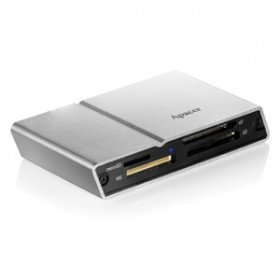 APACER MEGASTENO USB 2.0 STYLISH CARD READER MSTENO/AM404-Apacer
