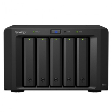 EXPANSION UNIT, 53.5, for DS181X+/151X+/71X+/151X/71X DX517-Synology