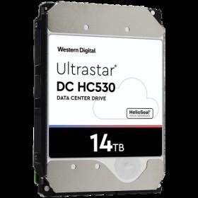 HDD ULTRASTAR DC HC530 14TB/SATA/3.5/7200/512 0F31284-Western Digital