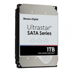 HDD ULTRASTAR DC HA210 1TB/SATA/3.5/7200/128 1W10001-Western Digital
