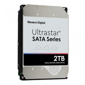 HDD ULTRASTAR DC HA210 2TB/SATA/3.5/7200/128 1W10002-Western Digital