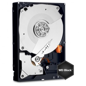 HDD BLACK 1TB/SATA3/3.5/7200RPM/64MB/150MB/s WD1003FZEX-Western Digital
