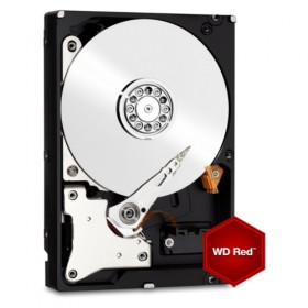HDD RED 1TB/SATA3/INTELLI POWER/64MB WD10EFRX-Western Digital