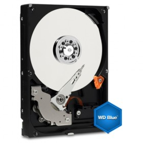 HDD BLUE 4TB/SATA3/3.5/64MB CACHE/5400 RPM WD40EZRZ-Western Digital
