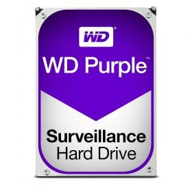 HDD PURPLE 4TB/SATAIII/INTELLI POWER/64MB WD40PURZ-Western Digital